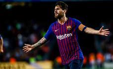 Messi siempre vuelve: asombra con otra nueva exhibición