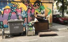 Ocupaciones ilegales en el barrio de la Esperanza de Valencia