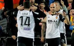 Emotiva despedida del Valencia CF de Simone Zaza