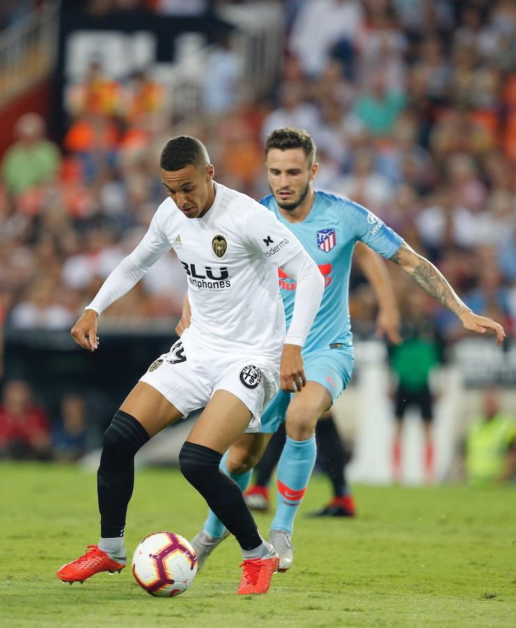 Fotos del Valencia CF - Atlético de Madrid
