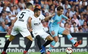 Sigue en directo el Valencia - Atlético aquí