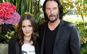 Keanu Reeves y Winona Ryder podrían llevar casados 26 años