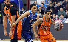 El Joventut será el rival del Valencia Basket en la presentación