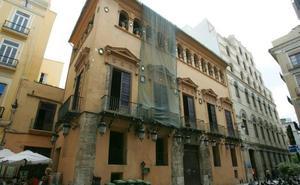 La Fundación Hortensia Herrero inicia las obras en el Palacio de Valeriola