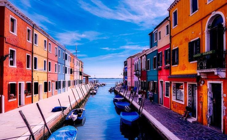 A todo color: los barrios más llamativos del mundo