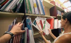 La venta de libros de texto de segunda mano mueve 1,8 millones de euros en España