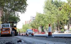 Valencia afronta la recta final del verano con las calles levantadas