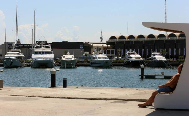 La Marina de Valencia