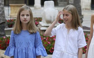 La princesa Leonor, Paula Echevarría y Victoria Federica lo rompen este verano