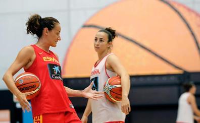 España prepara el Mundial de Tenerife en la Fonteta