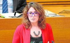 Noelia Hernández, diputada en Les Corts: «Soy superdotada como otros son rubios o calvos»