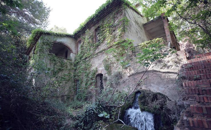 La casa abandonada de los Pantoja