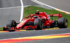 Ferrari toma el mando en la vuelta de vacaciones