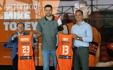 Tobey regresa a Valencia con la máxima ambición