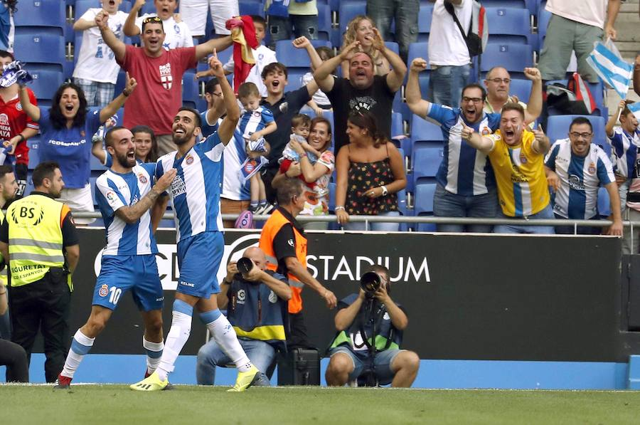 Fotos del RCD Espanyol - Valencia CF