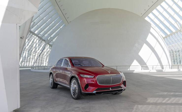 Mercedes Maybach-Ultimate Luxury
