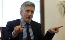 Marlaska insiste en hablar de la crisis de los lazos pese al rechazo de la Generalitat