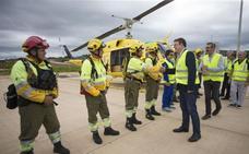 Puig, forzado a dar explicaciones sobre la gestión del incendio de Llutxent