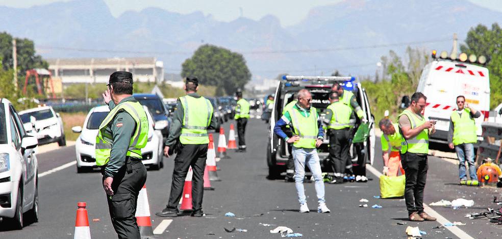 El plan de Puig contra los accidentes de ciclistas cumple un año sin avances