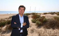 Fernando Giner: «Nuestro objetivo en 2019 será revalencianizar Valencia después de ganar a Ribó»