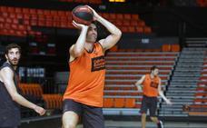 El nuevo Valencia Basket de Ponsarnau se estrena hoy
