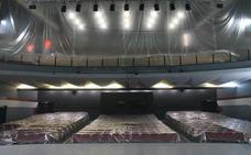 Sueca remodela y amplía el teatro Bernat i Baldoví