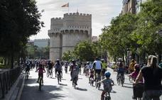 Valencia pedalea por la epilepsia
