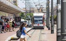 Las líneas de metro cambian el lunes de horario en Valencia