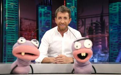 Nuria Roca, Carlos Latre y Karlos Arguiñano se incorporan a 'El Hormiguero'