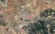Un muerto y tres heridos graves al chocar dos coches en Sinarcas