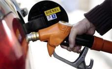 El precio del gasóil se dispara en plena operación retorno