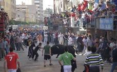Dos heridos, una con cornada, en los bous al carrer de Vila-real