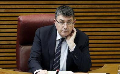 El presidente de Les Corts, a favor de la libertad de los políticos catalanes presos