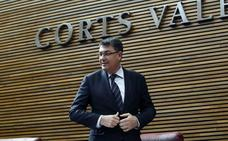 El PP amenaza a Morera con reprobarlo si no rectifica su apoyo a los políticos catalanes encarcelados