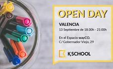 Open Day KSchool: conoce los másteres de Marketing Digital, SEO, UX, Analítica Web o Data Science