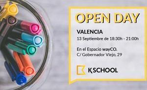Open Day KSchool: conoce los másteres de Marketing Digital, SEO, UX, Analítica Web o Data Science