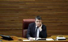 El PP registra en Les Corts la reprobación a Morera