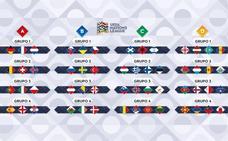 Así funciona la Liga de Naciones