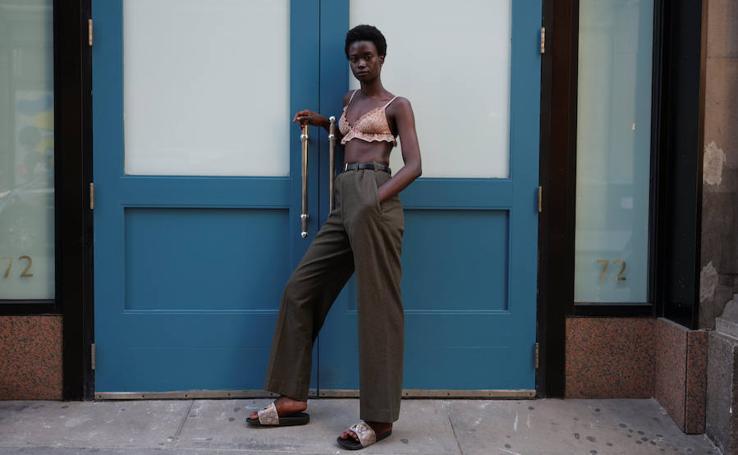 El estilo en las calles de Nueva York