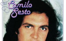Camilo Sesto publica una remezcla de La Casa Azul por los 40 años de 'Vivir así es morir de amor'
