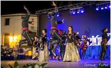 El grupo Rioni de Giorgia sustituye a Saraki en la apertura de la Mostra de Dansa Folklòrica de Dénia