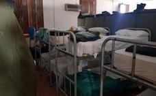 Interior hacina en habitaciones de hasta 28 camas a los antidisturbios enviados a Cataluña
