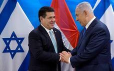 Paraguay traslada su embajada en Israel de Jerusalén a Tel Aviv pese a las críticas de Netanyahu