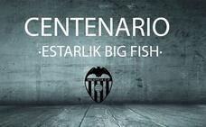 El rapero Big Fish homenajea al Valencia CF con su canción 'Centenario'