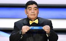Maradona es el nuevo entrenador de los Dorados de la segunda división de México