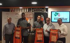 El Valencia Basket presenta las renovaciones de Rafa Martínez y Will Thomas