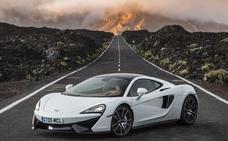 El McLaren para viajar