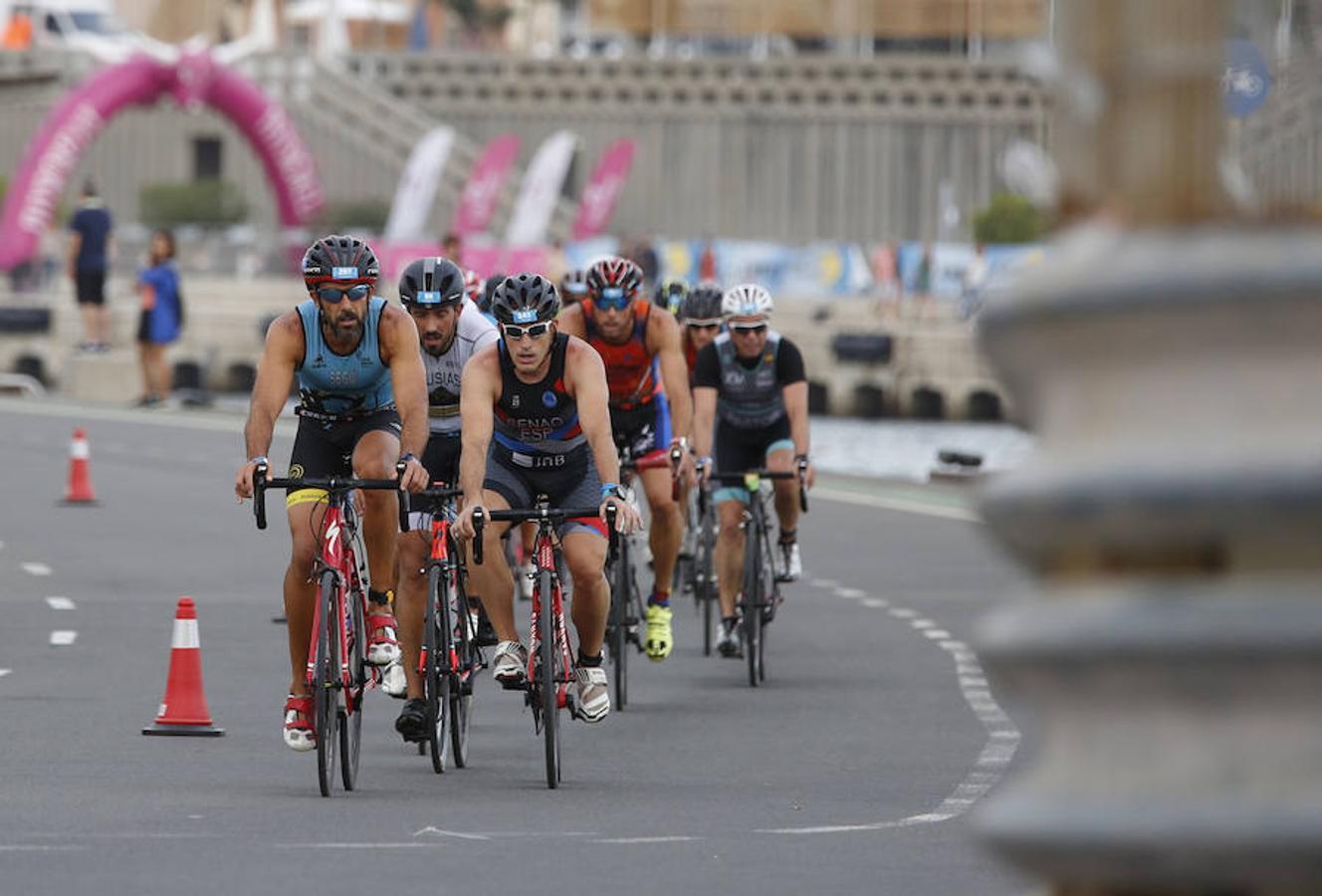 Fotos del Triatlón de Valencia 2018