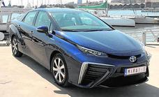 Mirai, el coche de hidrógeno