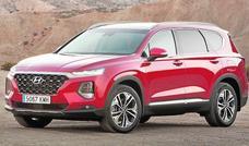 Hyundai Santa Fe: Un paso adelante
